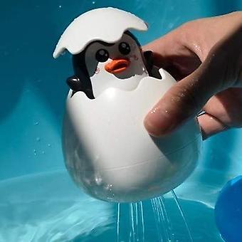 Jouet Canard Pingouin Egg Water