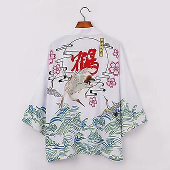 Kimono Samurai Karate Streetwear Shirtins