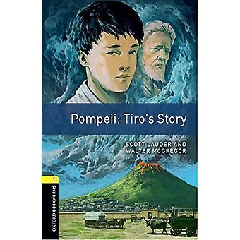 Oxford Bookworms: Level 1: Pompeii My Story