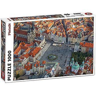 """Jigsaw puzzles 5408 """"prague puzzle 1000-piece"""