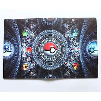 Notebook Card Holder Photo Album Book List Collection Suitable For 112 Cards Board Game Pokemon Toy Model Elf Ball