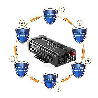 P1500c Car Power Inverter Dc12v To Ac110v Modified Sine Wave Power Converter