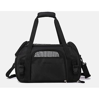 Shopping Mall Katzenhandtasche, faltbare, waschbare und abnehmbare Messenger Bag