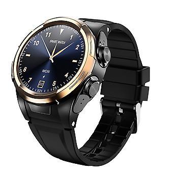 Smartwatch met oortelefoon S201 Activity Fitness Tracker compatibel met ios Android