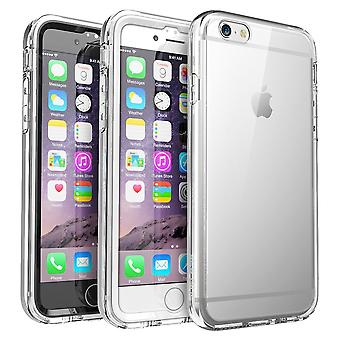 iPhone 6S Plus Case, SUPCASE Ares Full-body Rugged Clear Bumper Case with Built-in Screen Protector for Apple iPhone 6