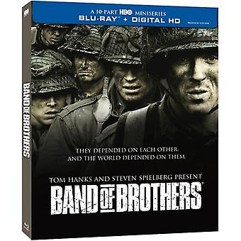 Band of Brothers [Blu-ray] USA import