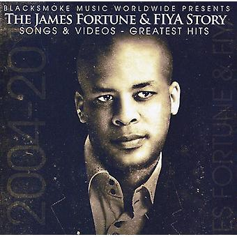 James Fortune & Fiya - James Fortune & Fiya Story-Song & VI [CD] USA import
