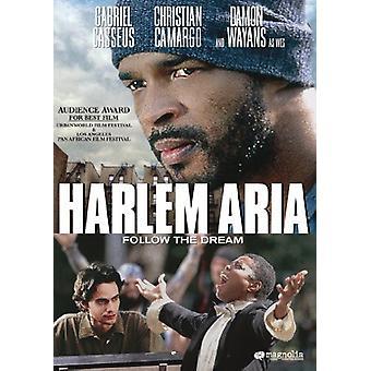 Importação de EUA Harlem Aria [DVD]