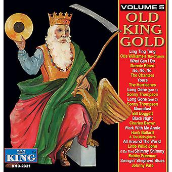 Old King Gold - Vol. 5-Old King Gold [CD] USA import