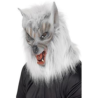 Srebrna Maska wilka