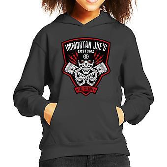 Immortan Joes Customs Mad Max Fury Road Kid's Hooded Sweatshirt