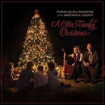Macmaster, Natalie & Leahy, Donnell - A Celtic Family Christmas [CD] USA import