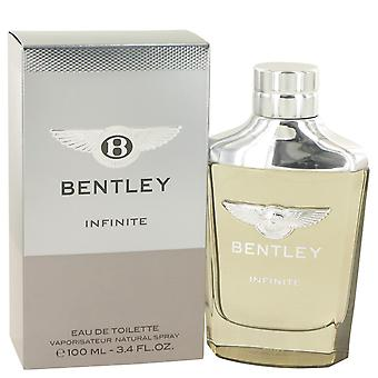 Bentley oneindige Eau de Toilette 100ml EDT Spray