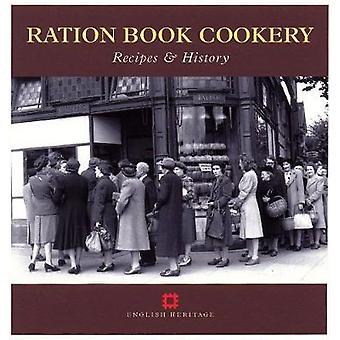 Ration Book Cookery by Gill Corbishley
