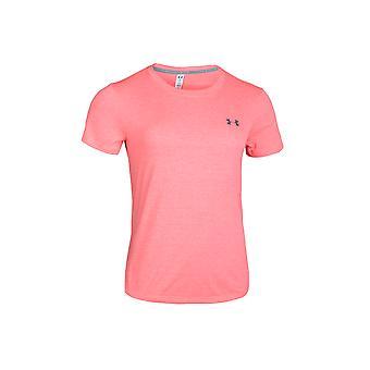 Under Armour Threadborne Train Twist Tee 1305409-820 Womens T-shirt