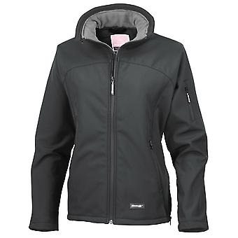 Result Womens Ladies La Femme Breathable Softshell Coat Coat