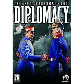 Diplomatia (PC) - Uusi