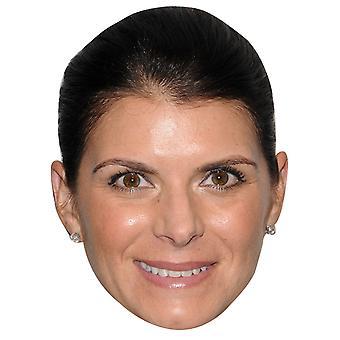 Миа Хамм маска