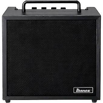 ايبانيز IBZ10BV2 باس الغيتار مكبر للصوت الأسود