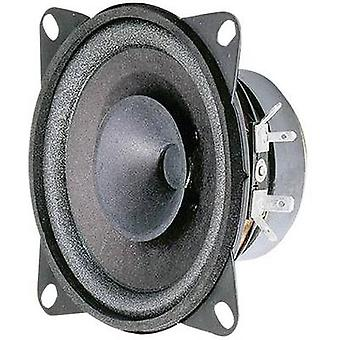 Visaton FR 10 HM 4 inch 10.16 cm Wideband speaker chassis 20 W 8 Ω