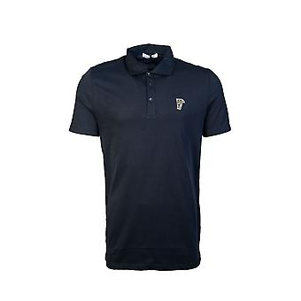 Versace Short Sleeve Polo-Shirt V800708 VJ00180