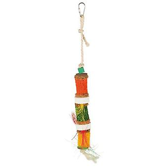 Trixie Natural Toy With Sisal Rope (Birds , Toys)