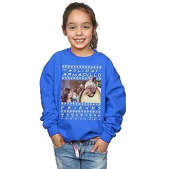 Ystävät tytöt Fair Isle Holiday Armadillo pusero