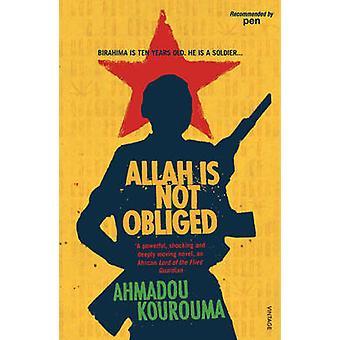 الله ليس ملزما أحمدو كوروما-كتاب 9780099433927