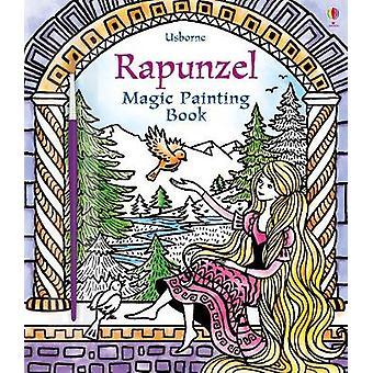 Pintura de Rapunzel magia pela magia Rapunzel pintura - Bo 9781474941983