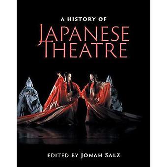 Jonah Salzin japaninkielinen teatteri - 9781108458160 Kirja