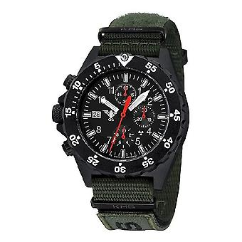 KHS watches mens watch shooter chronograph KHS. SHC. NXTO1