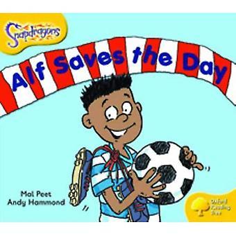 Oxford lezing boom: Etappe 5: Leeuwebekjes: Alf Saves the Day