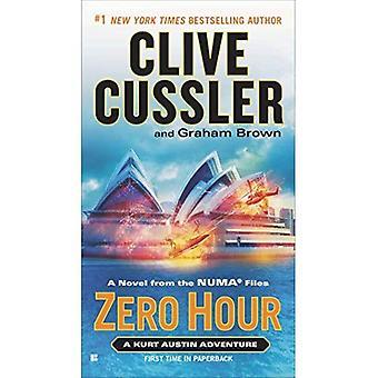 Zero Hour (Kurt Austin eventyr)