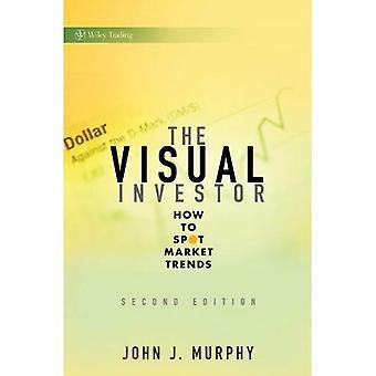 De Visual Investor: How to Spot markttrends (Wiley handel)