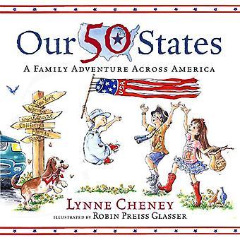 Onze 50 staten: Een familie Adventure Across America