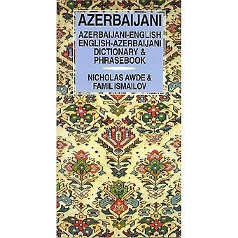 Azerbaijani-English, English-Azerbaijani Dictionary and Phrasebook (Hippocrene Dictionary & Phrasebook)