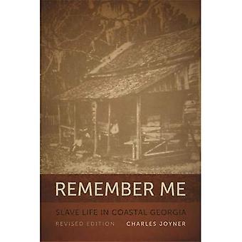Lembre-se de mim: Vida de escravo na Geórgia costeira, Rev. Ed.
