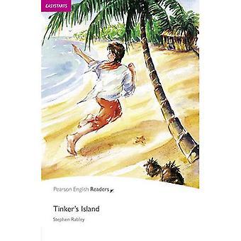 Tinkers saari: Easystarts (Penguin Longman pingviini lukijat)