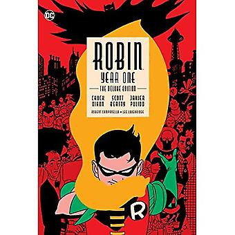 Robin : Year One Deluxe Edition