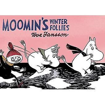 Locuras de invierno de Moomin