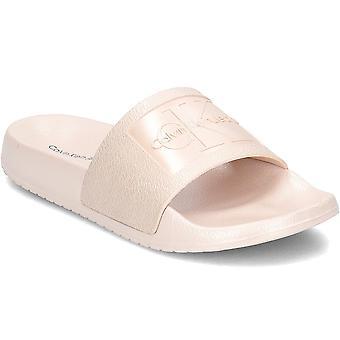 カルバン クライン ジーンズ クリスティ RE9854PINK ユニバーサル 夏の女性靴