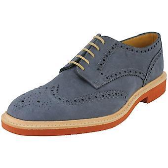 Mens Loake Casual Shoes Logan