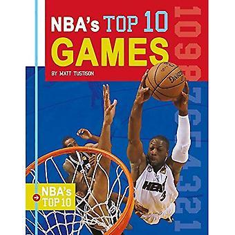 NBA Top 10 juegos (Nba Top 10)