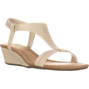 Alfani Womens Vacanzaa Open Toe Casual Ankle Strap Sandals