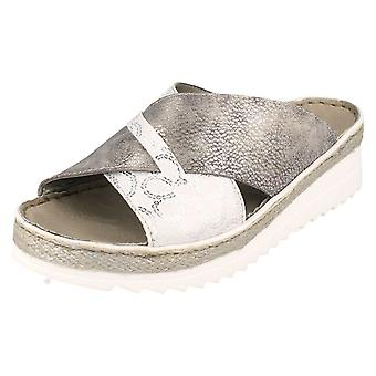 Senhoras Rieker sandálias V3281