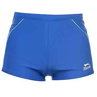Slazenger Mens Swim Boxer Swimming Shorts Bottoms Swimwear Beachwear