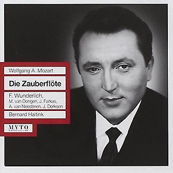 Mozart / Wunderlich / Dersksen / Farkas / Haitink - Die Zauberflote [CD] USA import
