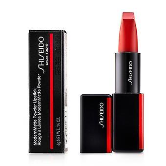 Shiseido Modernmatte Rossetto in polvere - 509 Fiamma (geranio) - 4g/0.14oz