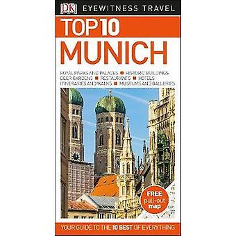 Top 10 Munich by DK - 9780241294581 Book