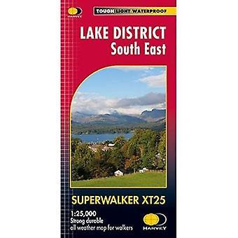 Lake District South East XT25 - 9781851375486 Book